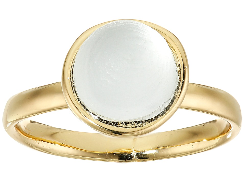 Alexis Bittar - Mini Sphere Ring (Silver) Ring