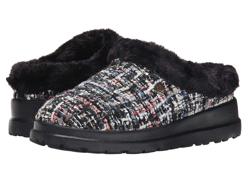 BOBS from SKECHERS Cherish Pomp Circumstance (Black) Women