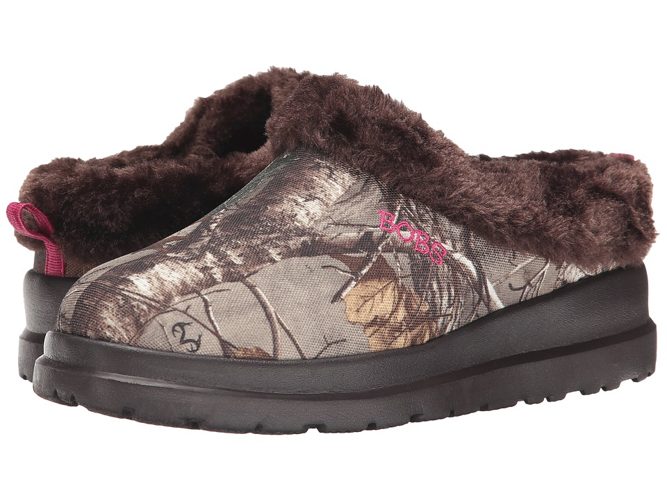 BOBS from SKECHERS Cherish Snow Flake (Camoflage) Women