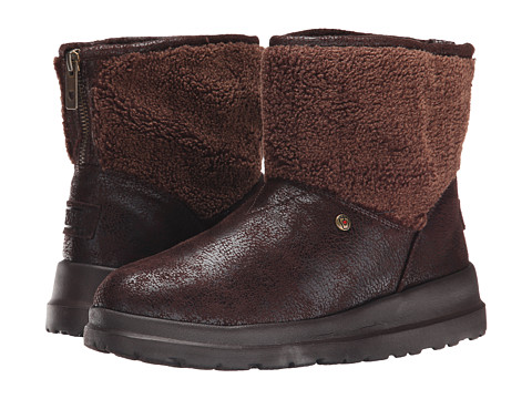 BOBS from SKECHERS - Cherish - Freedom Ri (Chocolate) Women's Boots
