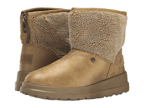 BOBS from SKECHERS - Cherish - Freedom Ri (Chestnut) Women