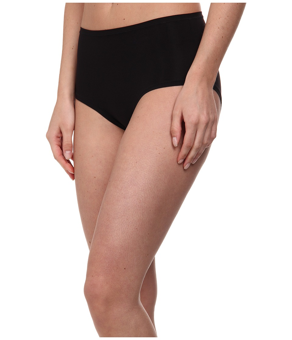 Natori - Core Fit Full Girl Brief (Black) Women's Underwear