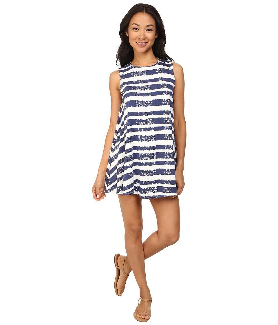 Rachel Pally Wednesday Dress Print (Baja Stripe) Women