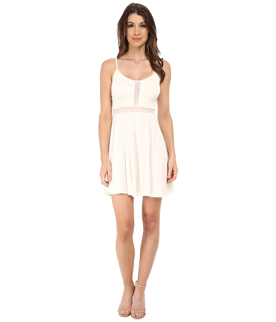 Rachel Pally - Mesh Chandler Dress (White) Women's Dress