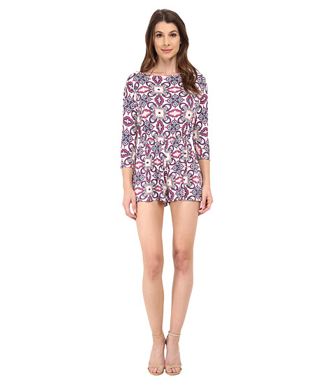 Rachel Pally - Edun Playsuit Print (Jubilee Bandana) Women's Jumpsuit & Rompers One Piece