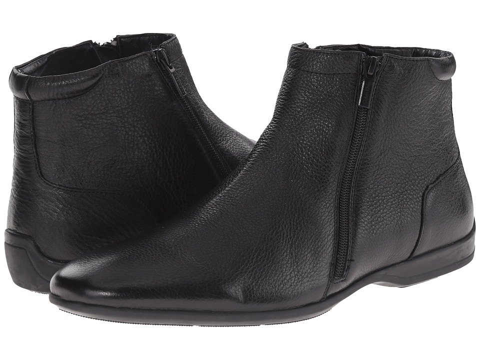 Calvin Klein Viceroy (Black Leather) Men