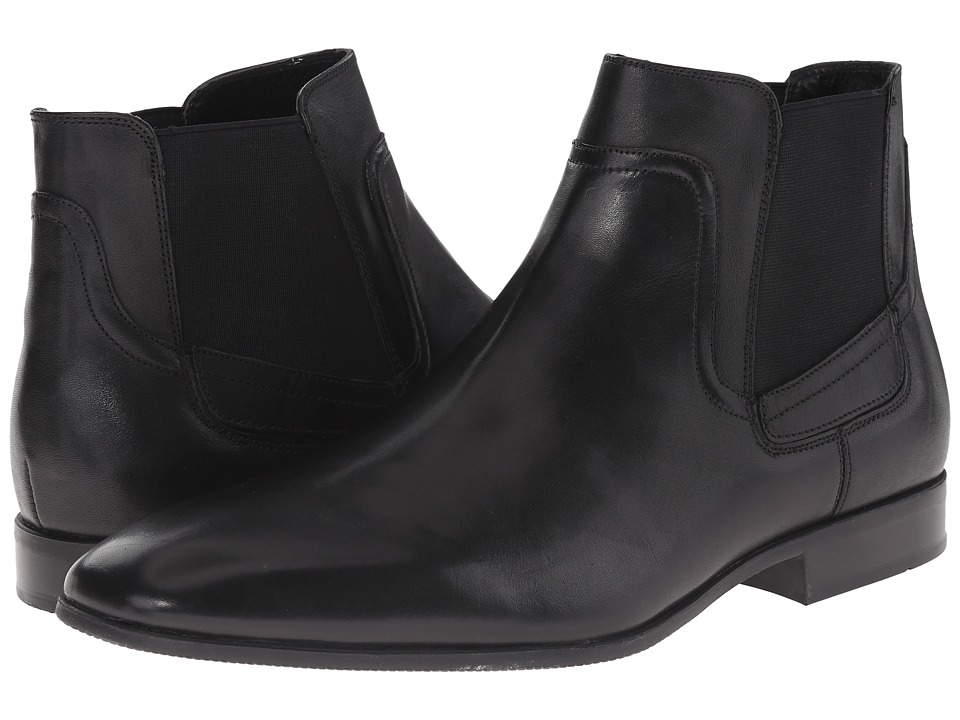 Calvin Klein - Clarke (Black Leather) Men