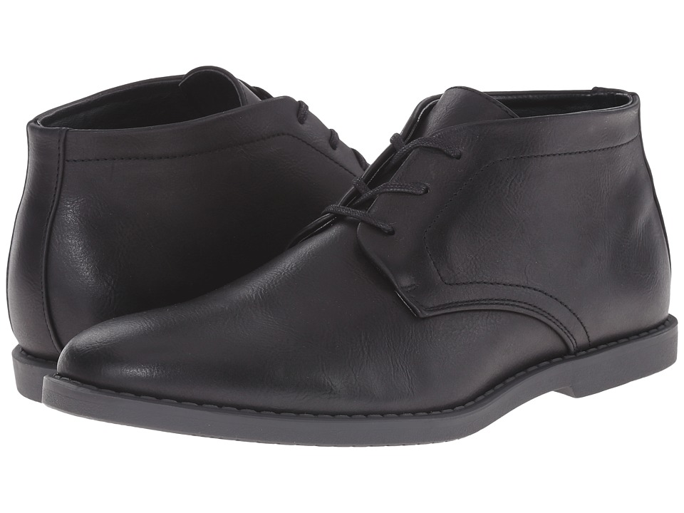 Calvin Klein - Fremont (Black Smooth) Men