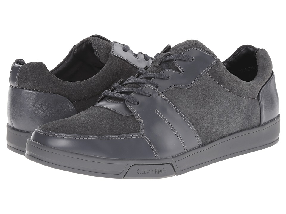 Calvin Klein - Bane (Dark Grey/Grey Suede/Action) Men