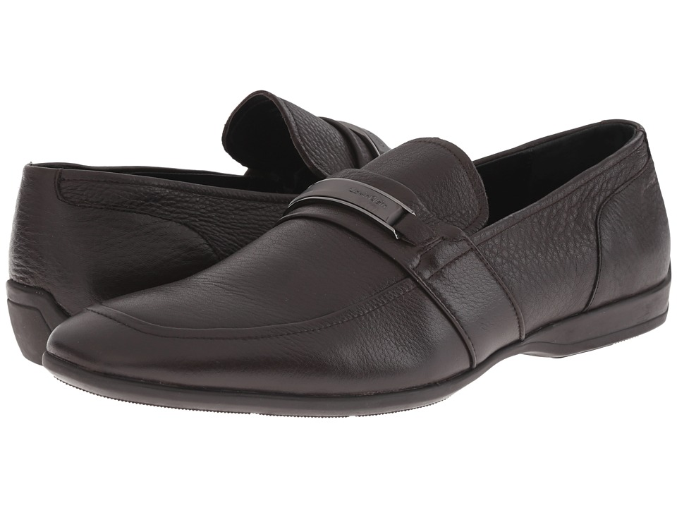 Calvin Klein - Varen (Dark Brown Leather) Men