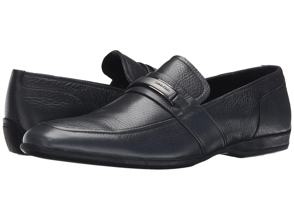 Calvin Klein - Varen (Grey Leather) Men