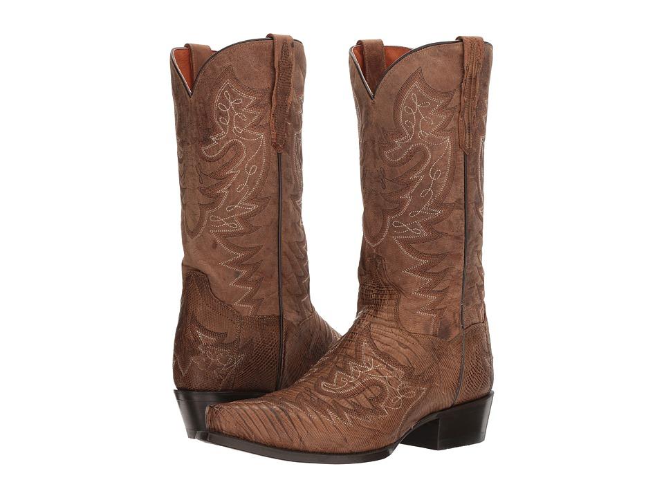 Dan Post Ashville (Bay Apache) Cowboy Boots