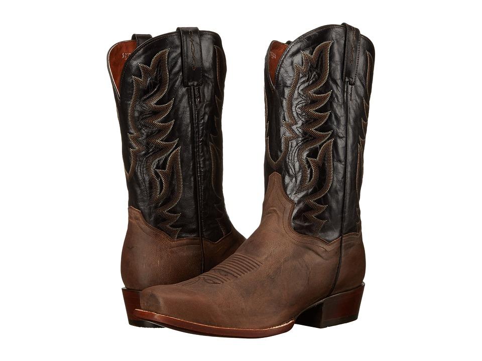 Dan Post Missoula (Sand) Cowboy Boots