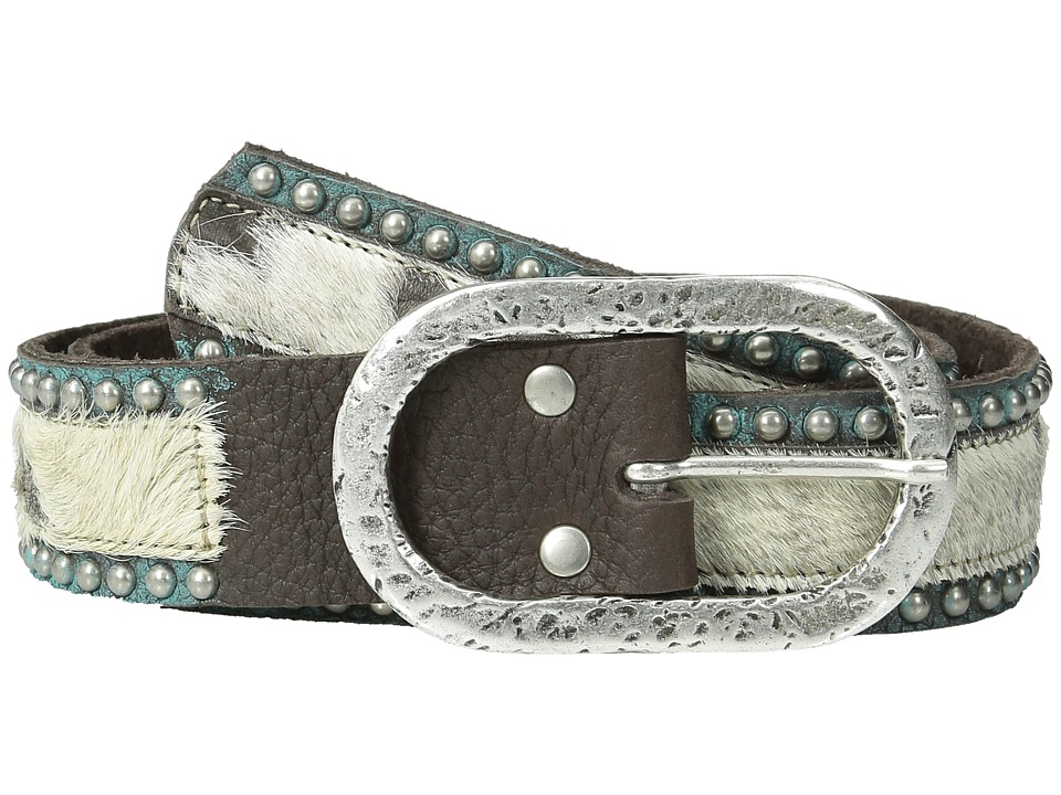 Leatherock - 1470 (Espresso) Women's Belts