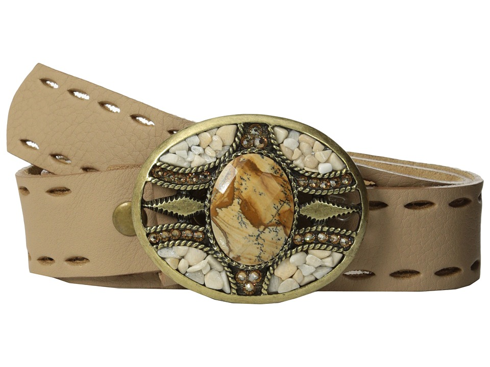 Leatherock - 1437 (Buttercup) Women's Belts