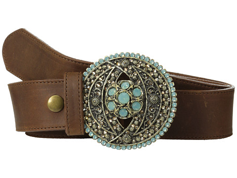 Leatherock - 1310 (Bark) Women's Belts