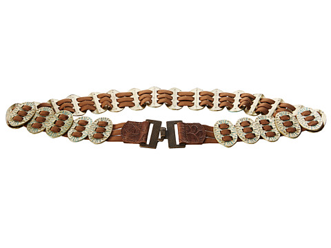 Leatherock - 1349 (Cognac) Women's Belts