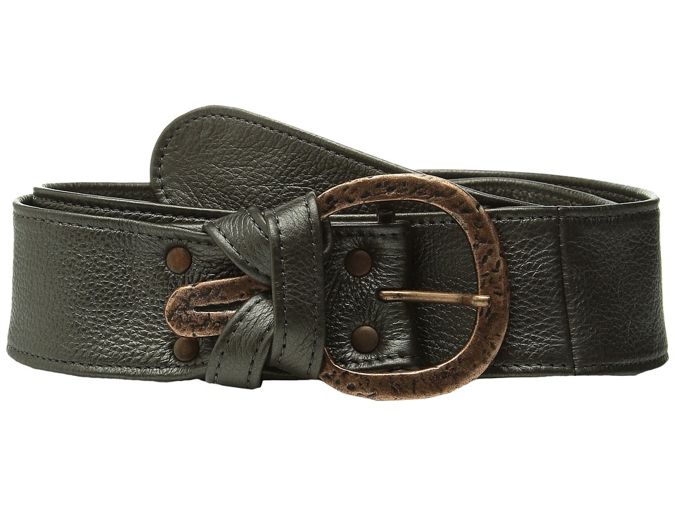 Leatherock - 1483 (Antique Silver) Women's Belts