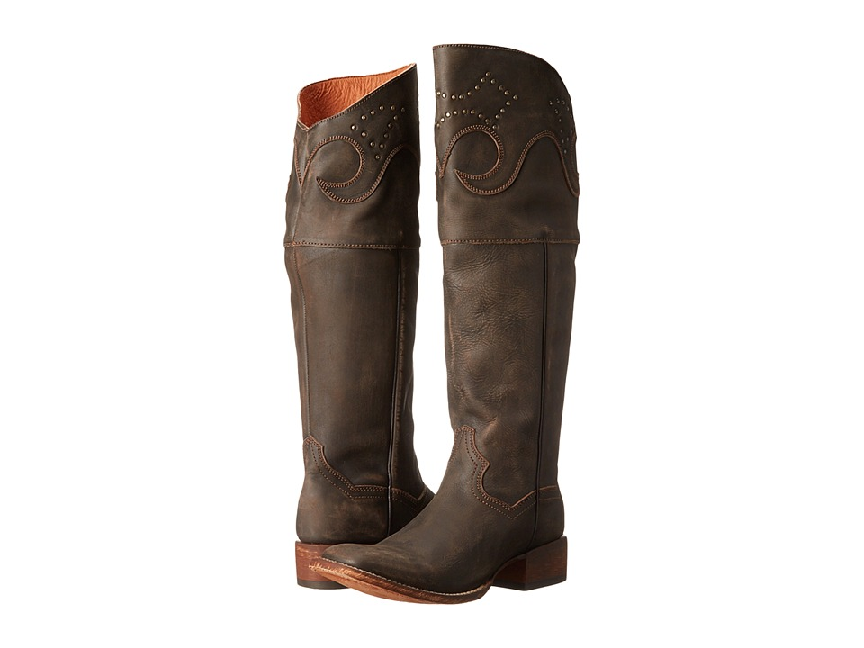 Dan Post - Misstaken (Brown Sanded) Cowboy Boots