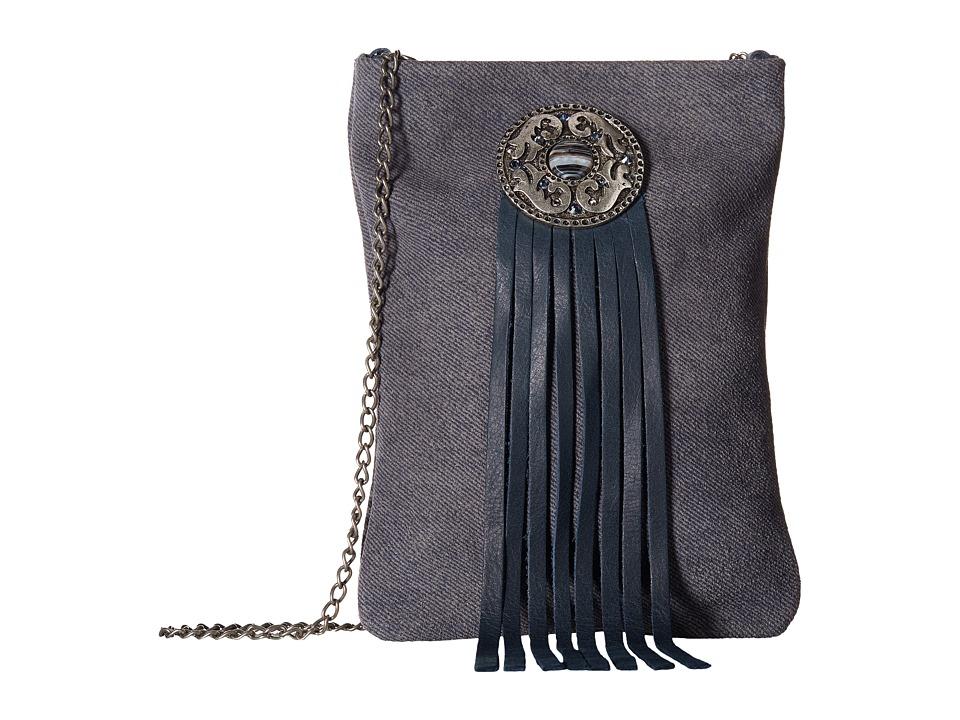 Leatherock - CE22 (Denim) Handbags