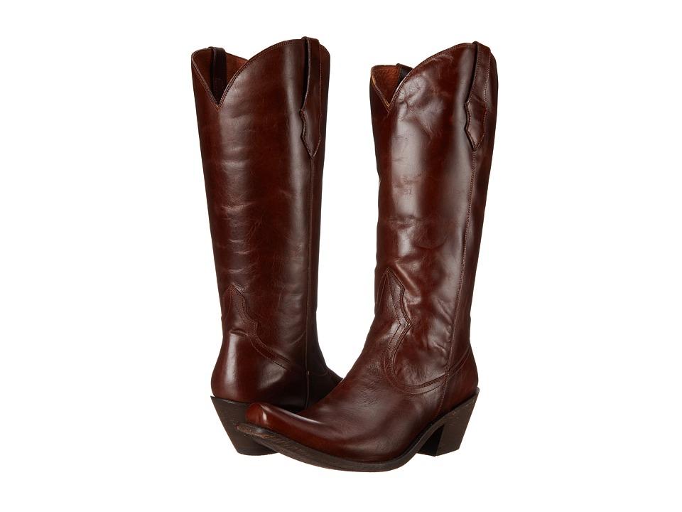 Dan Post - Tanzi (Rust) Cowboy Boots