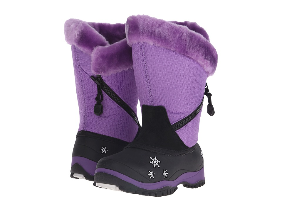 Baffin Kids - Switzerland (Little Kid) (Mauve) Girl's Shoes