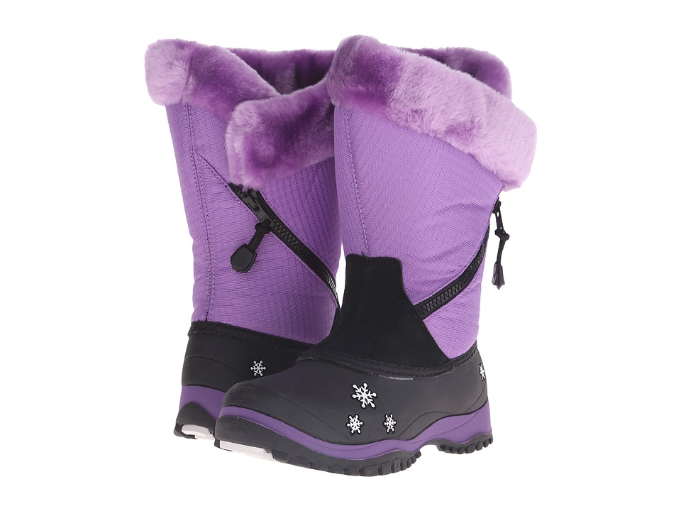 Baffin Kids - Switzerland (Little Kid/Big Kig) (Mauve) Girls Shoes