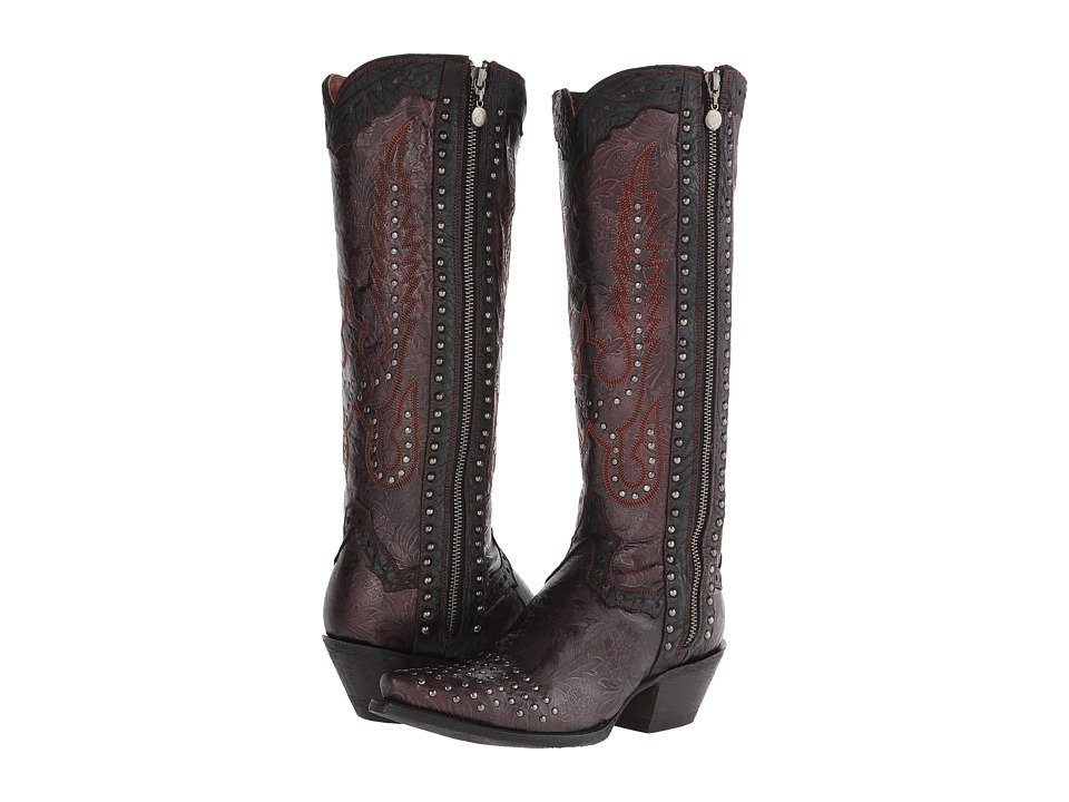 Dan Post - Tempted (Burgundy) Cowboy Boots