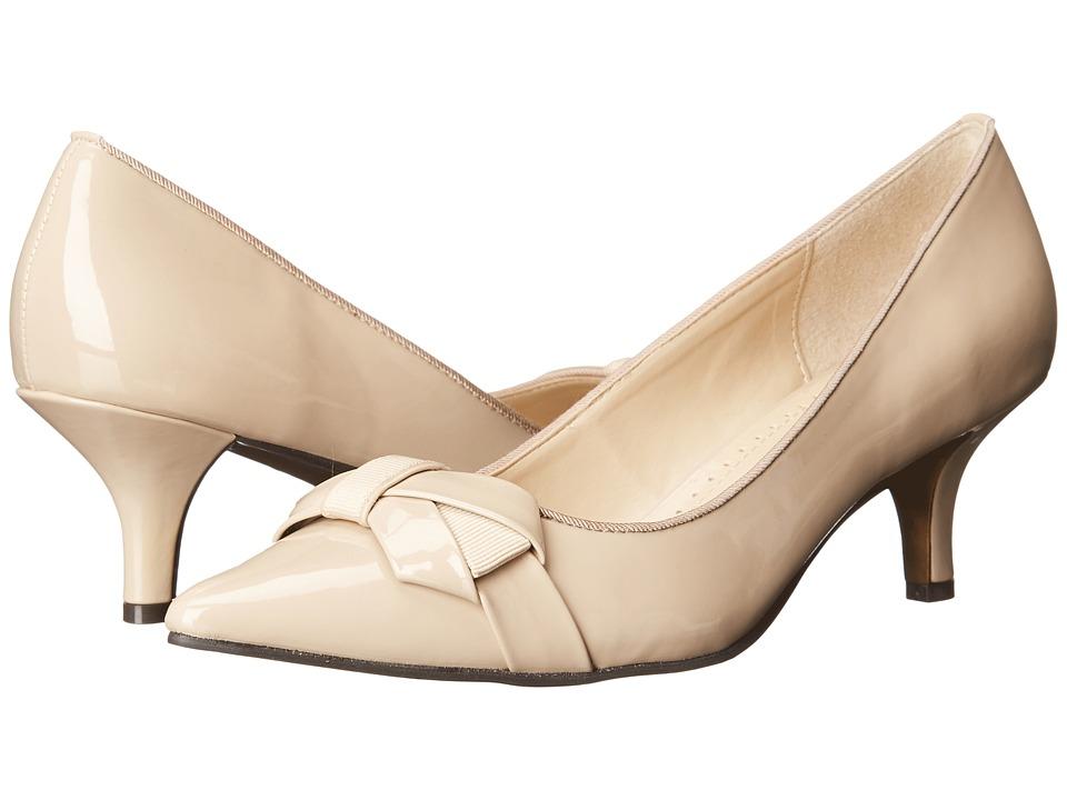 Adrienne Vittadini - Peridot-1 (Bone) High Heels