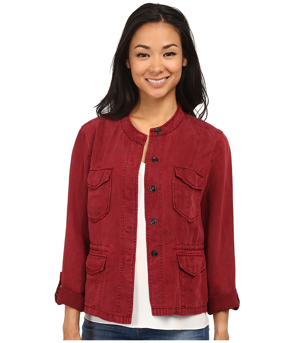 Sanctuary - Sunset Safari Jacket (Terracotta) Women's Jacket
