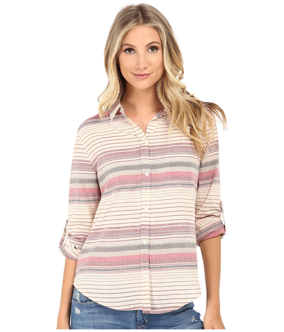 Sanctuary - Tomboy Shirt (Sarape Stripe) Women's Clothing