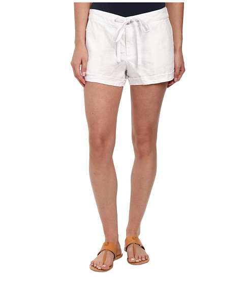 Sanctuary - Board Walker Short (White) Women's Shorts