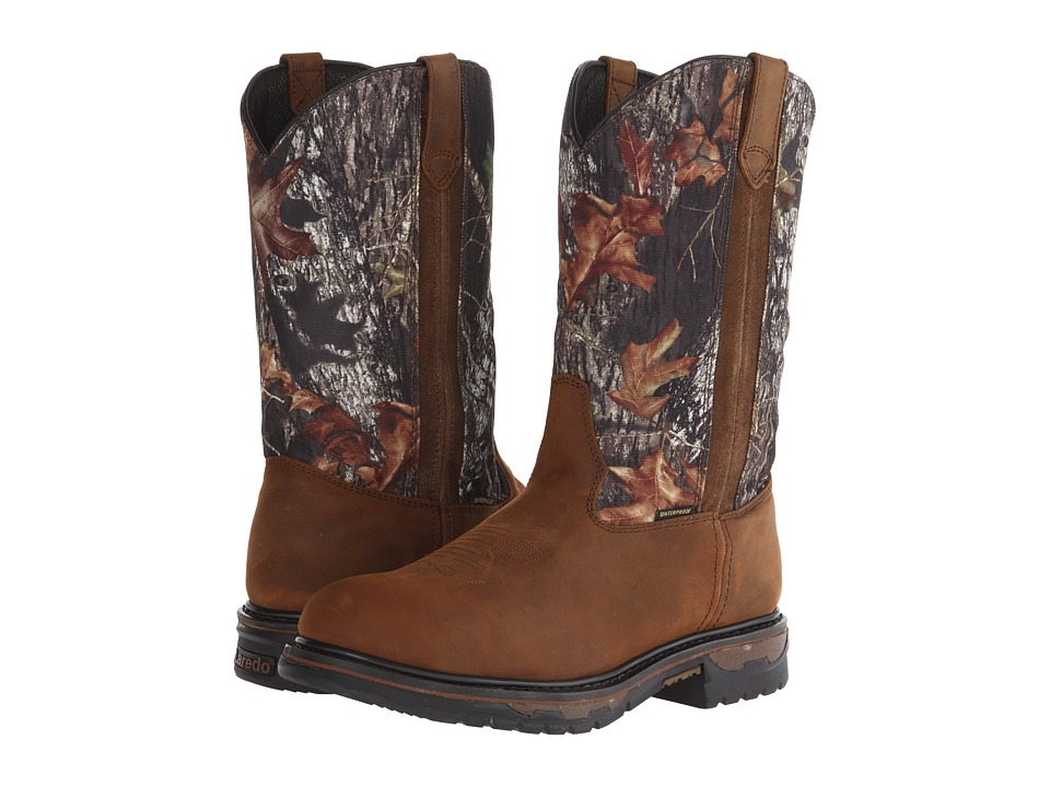 Laredo - Hammer (Tan Distressed/Mossy Oak) Men's Work Boots