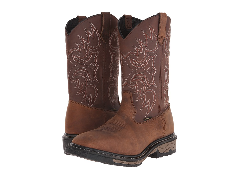 Laredo - Spokane (Saddle Tan) Cowboy Boots