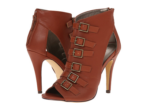 Michael Antonio - Kahn (Cognac) Women's Sandals