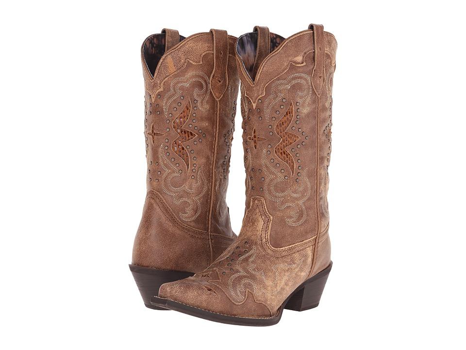Laredo Valencia (Tan Adobe) Cowboy Boots