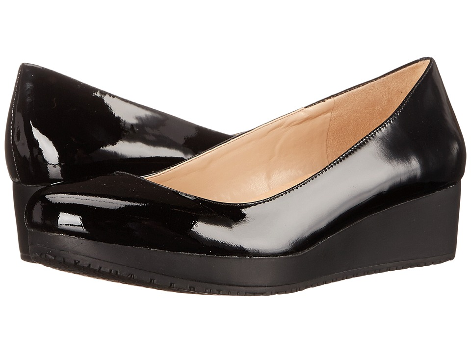 Dr. Scholl's - Sadie - Original Collection (Black Patent) Women's Flat Shoes