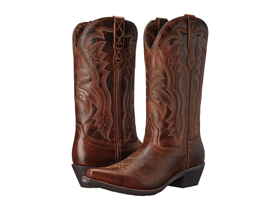 Laredo - Johnee (Rust) Women's Boots