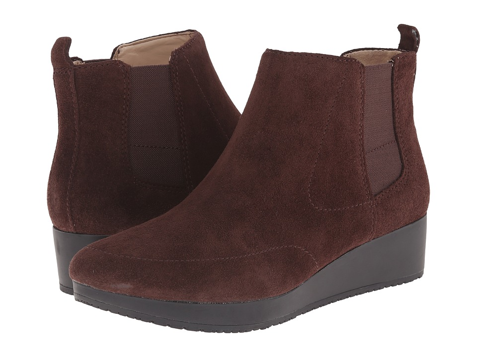 Dr. Scholl's - Scarlet - Original Collection (Oxford Brown) Women's Boots