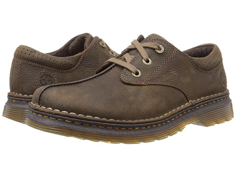 Dr. Martens - Nevin (Dark Taupe Dirty Dog) Men's Shoes