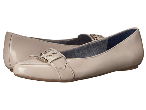 Dr. Scholl's - Rouge (Taupe) Women's Flat Shoes
