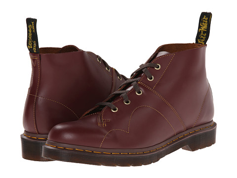 Dr. Martens - Church (Oxblood Used Vintage Smooth) Men