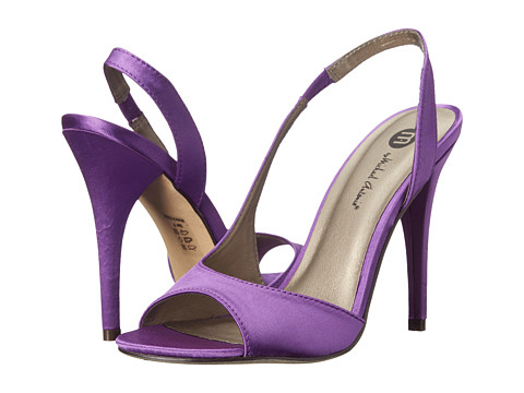 Michael Antonio - Korinna (Violet Satin) Women's Sandals