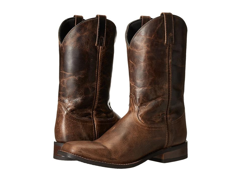 Dingo - Starrett (Brown Waxy) Cowboy Boots