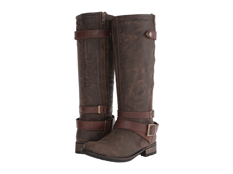 Dingo - Wrapper (Sanded Brown) Cowboy Boots