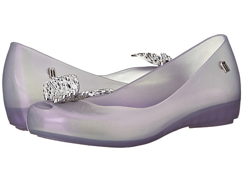 Mini Melissa - Ultragirl Cinderella (Little Kid) (Clear) Girls Shoes