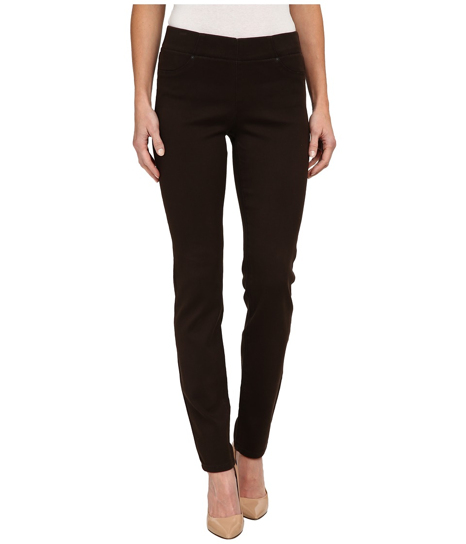 NYDJ - Joanie Skinny Pull On Leggings (Molasses) Women