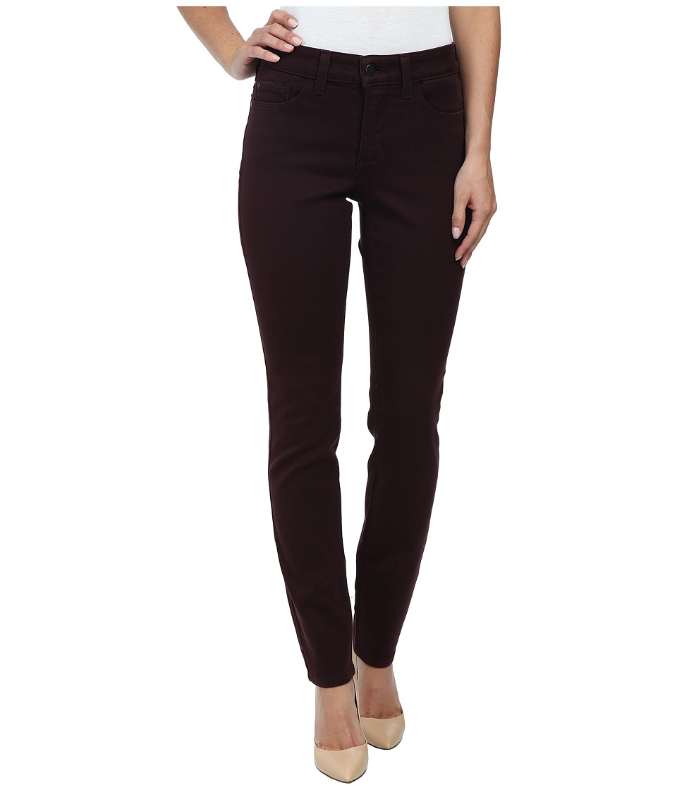 NYDJ - Alina Legging Super Stretch Denim (Brandy Wine) Women's Jeans