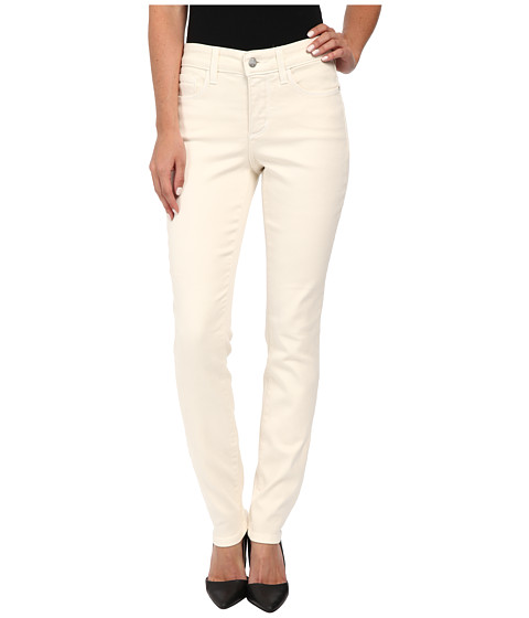 NYDJ - Alina Legging Super Stretch Denim (Cream) Women's Jeans