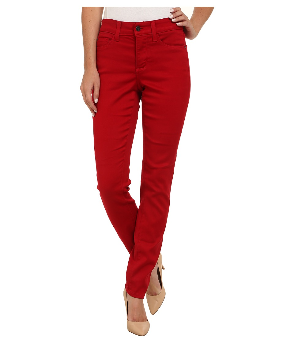 NYDJ - Alina Legging Super Stretch Denim (Cardinal Red) Women's Jeans